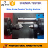 Ez-10 Computer Control Torsion Testing Machine of Bone Screw