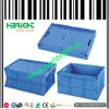 Colorful Folding Plastic Logistic Crate