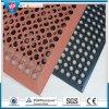 Drainage Anti-Fatigue Rubber Floor Mat Rubber Kitchen Mat