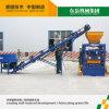 Qt4-24 Semi Brick Making Machine Uganda