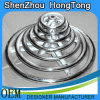 Cast Iron Chroming Handwheel for Metal Processing Machinery