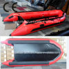 9 Person Rubber Fishing Inflatable Pontoon for Fishing and Sport with CE Approved (HT470)