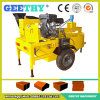 Machine for Make Bricks M7mi Press Brick Earth Raw