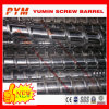 Conical Screw Barrel for Extrude