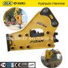 Hydraulic Rock Breaker Hammer Demolition Breaker with Chisel 140mm
