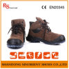 High Cut Nubuck Leather Anti Static Emperor Safety Shoes