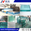 Forced Convection 4-19mm Building/Furniture Toughened Glass Making Machine