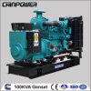 80kw 100kVA Cummins Open Type Diesel Generator with Fuel Filter