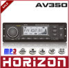 Horizon AV350 Sgmw Auto Professional Car DVD Player, Portable in Car MP3 Player, Stereo Speakers