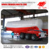 3 Axles 50000L Powder Flour  Tank Semi Trailer for Bakery