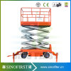 10m Hydraulic Electric Scissor Man Lift Platform