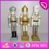 Hot New Product for 2015 Wooden Crafts Nutcracker, Newest Nutcracker Costumes, Christmas Solider Wooden Nutcracker W02A014
