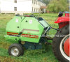 High Quality Professional Factory Direct Sell Round Hay Baler