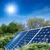 Solar Street Lights 100watt Semi Flexible Solar Panel with Sunpower Solar Cells