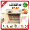 Small Industrial Full Digital-Automatic Incubator and Chicken Eggs Incubator (VA-88)