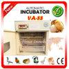 Small Industrial Full Digital-Automatic Incubator and Chicken Eggs Incubator (VA-88)