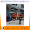 High Quality Aluminum Snall Size Scaffolding (3-4m)