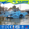Julong Export High Quality Automatic Aquatic Weed Harvester for Sale