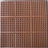Interlocking Bathroom Rubber Mat/Drainage Rubber Mat/Hotel Anti-Fatigue Mat/Antibacterial Floor Mat