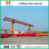 Trussed Type Electric Remote Control Single Beam Gantry Crane