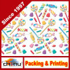 Custom Print Puffy Classic Stickers (440026)