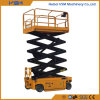 3m to 14m Electric Self Propelled Scissor Lift with AC Battery Power and Zapi Control Unit