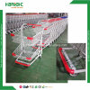 Two Tier Supermarket Grocery Shopping Carts