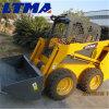 China Wheel Loader 500kg 700kg 850kg Mini Skid Steer Loader