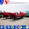 Low Price 40FT Lowbed Semi Trailer on Sale