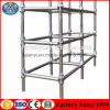 Galvanized Steel Cuplock Scaffolding System Construction Used Scaffolding for Sale in UAE