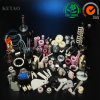 95% Alumina Parts; Ceramic Eyelets; Wire Eyelets for Wire Textile