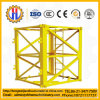Anti Rust Mast Section for Building Hoist Tower Crane