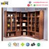 China Luxury Royal Solid Wooden Oak Mixed Bookshelf (HCT-02B)