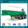 Carbon Steel 40m³ 3 Axle Cement Bulk Semi Trailer