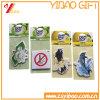 Hot Sale Custom Shape Paper Air Freshener/Car Air Freshener with Paper Card