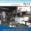 WPC Pellet Making Machinery/PVC Two Concial Screws Granules Extrusion Machine