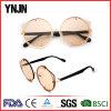 Ynjn Ladies Mirror Lenses Cat Eye Custom Sun Glasses (YJ-F83809)