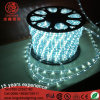 LED 220V 10mm 13mm Round 2 Wire Flexible Rope Strip Light for Decoration