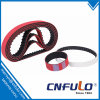 Coated Timing Belt, Red Timing Belt, 225L