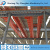 Electric Mode Construction Bridge Crane Feature 40t/10t Double Hook Overhead Crane for Sale