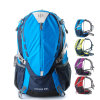 Outdoor Waterproof Sporting Climbing Mountain Bag Hiking Backpack with Reflective