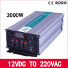 2000W off Grid Solar Inverter Pure Sine Power Inverter