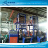 Double Color Striped Film Blowing Machine (CE, SGS)