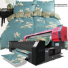 Georgette Fabric Printer with Epson Dx7 Printheads 1.8m/3.2m Print Width 1440dpi*1440dpi Resolution for Fabric Directly Printing
