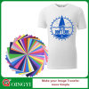 Qingyi PU Heat Transfer Vinyl for Clothing