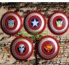 Captain America Shield Transformer Shield Punisher Shield Superman Shield