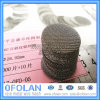 Bright Pure Tungsten Wire Mesh Spot