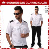 Us Police Short Sleeve White Security Uniforms (ELTHVJ-279)