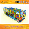 Soft Playground Indoor Inflatable Slide with Detachable Pool