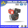 Horizontal Air Cooled 4-Stroke Diesel Engine L178f for Machinery